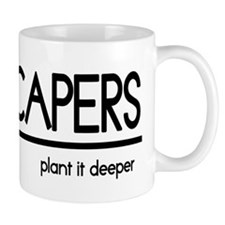 Landscaper Joke Mug
