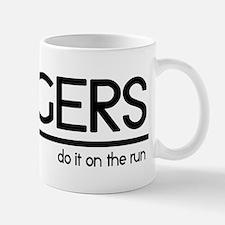 Jogger Joke Mug