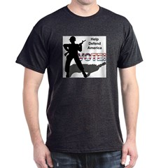 Defend America. Vote! T-Shirt