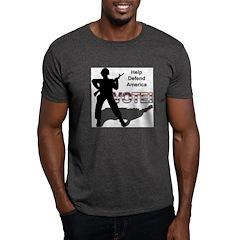 Defend America. Vote! T-Shirt