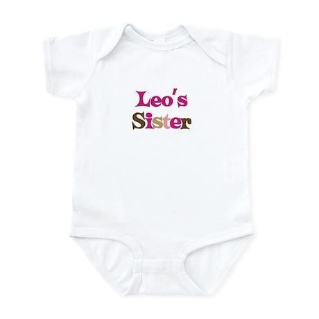 Leo's Sister Infant Bodysuit