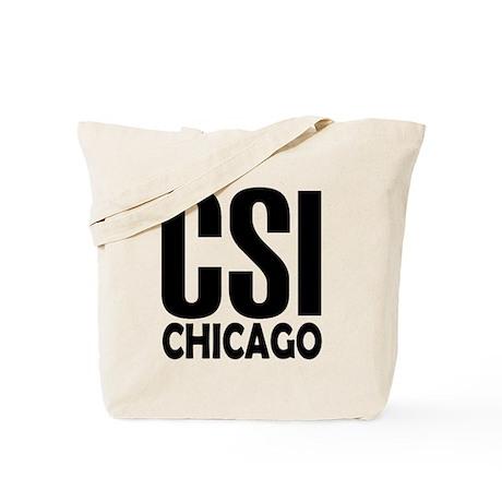 CSI Chicago Tote Bag