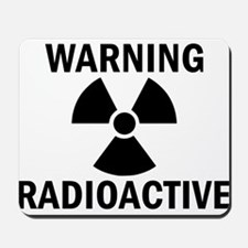 Radioactive Mousepad
