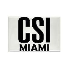CSI Miami Rectangle Magnet