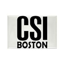 CSI Boston Rectangle Magnet