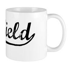 Vintage Fairfield (Black) Mug