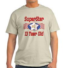Superstar at 13 T-Shirt