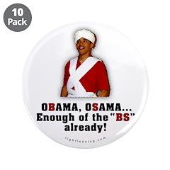 Obama Osama Cut the BS 3.5