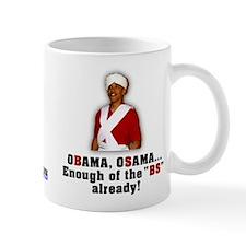 Obama Osama Cut the BS Mug
