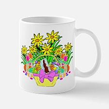 Easter Basket Fun Small Small Mug