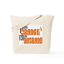 I Wear Orange For My Husband 6 Tote Bag