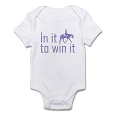 In it to win it side hunter Onesie