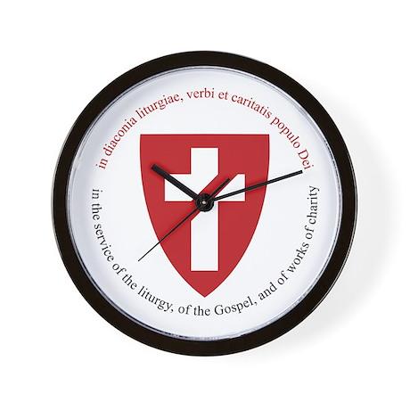 Deacons Wall Clock