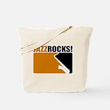 Jazz Rocks! Tote Bag