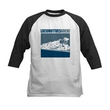 Locomotives Rock! Tee