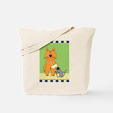 Get Well Cat Tote Bag