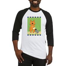 Get Well Cat Baseball Jersey