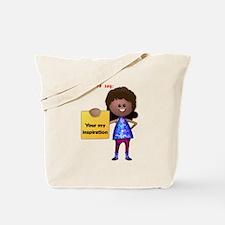 Cute Self improvement Tote Bag
