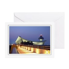 Dulles Morning Greeting Cards (Pk of 10)