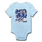 Gessner Family Crest Infant Creeper
