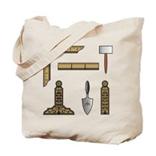Masonic Working Tools Tote Bag