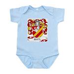 Goetz Family Crest Infant Creeper