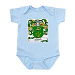 Gosch Family Crest Infant Creeper