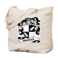 Gottfried Family Crest Tote Bag
