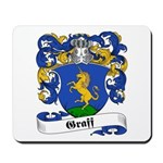 Graff Family Crest Mousepad
