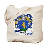 Graff Family Crest Tote Bag
