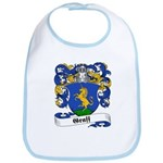 Graff Family Crest Bib