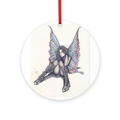 Doomed Fairy Keepsake (Round)