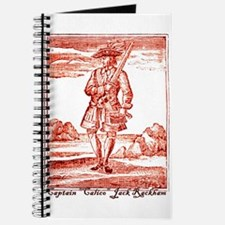 Calico Jack Pirate Journal
