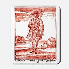 Calico Jack Pirate Mousepad
