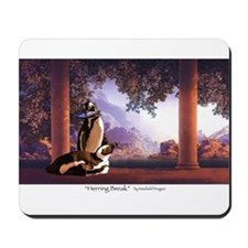 """Herring Break"" Mousepad"