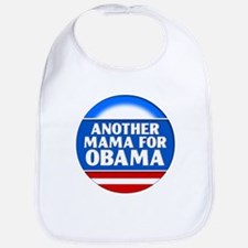 Obama Mama 1 Bib