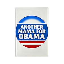Obama Mama 1 Rectangle Magnet