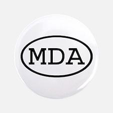 "MDA Oval 3.5"" Button"