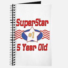 Superstar at 5 Journal
