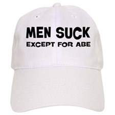 Except for Abe Baseball Cap