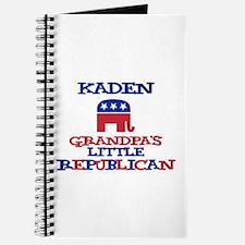 Kaden - Grandpa's Little Repu Journal