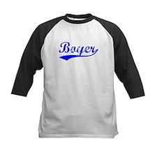 Vintage Boyer (Blue) Tee