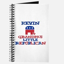 Kevin - Grandpa's Little Repu Journal