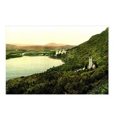 Kylemore Abbey Postcards (Package of 8)