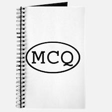 MCQ Oval Journal