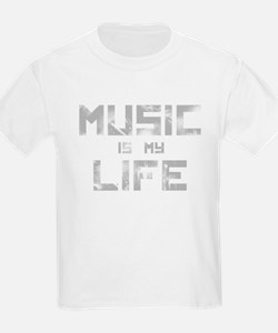 Music Is My Life T-Shirt