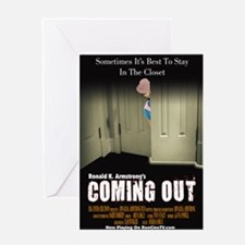 Coming Out Greeting Card