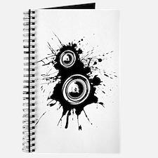 Speaker Splatter Journal