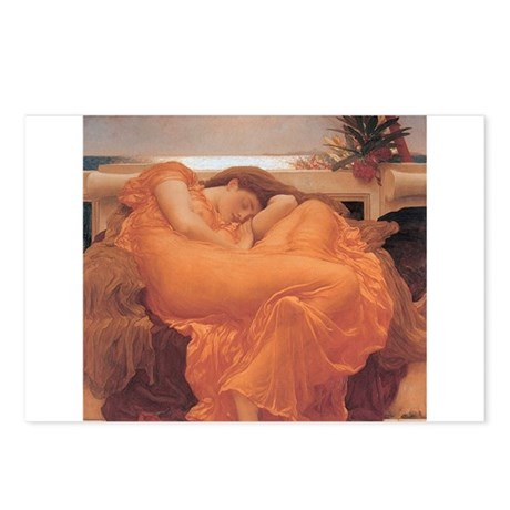 Flaming June Postcards (Package of 8)