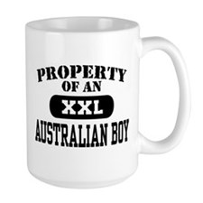Property of an Australian Boy Mug